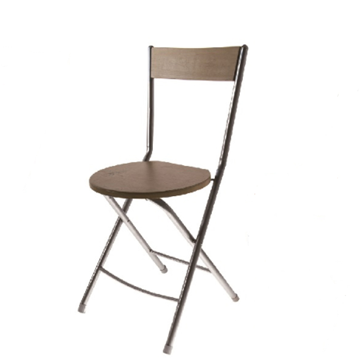 Wooden Cover Folding Stool DC-665