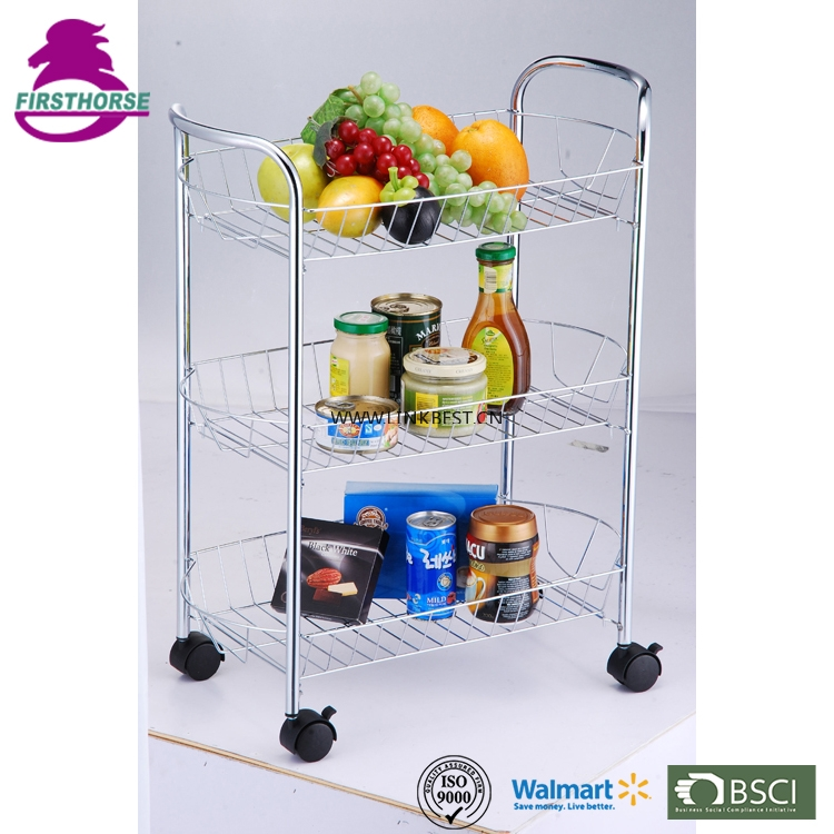 3 TIERS STORAGE CART DC-983