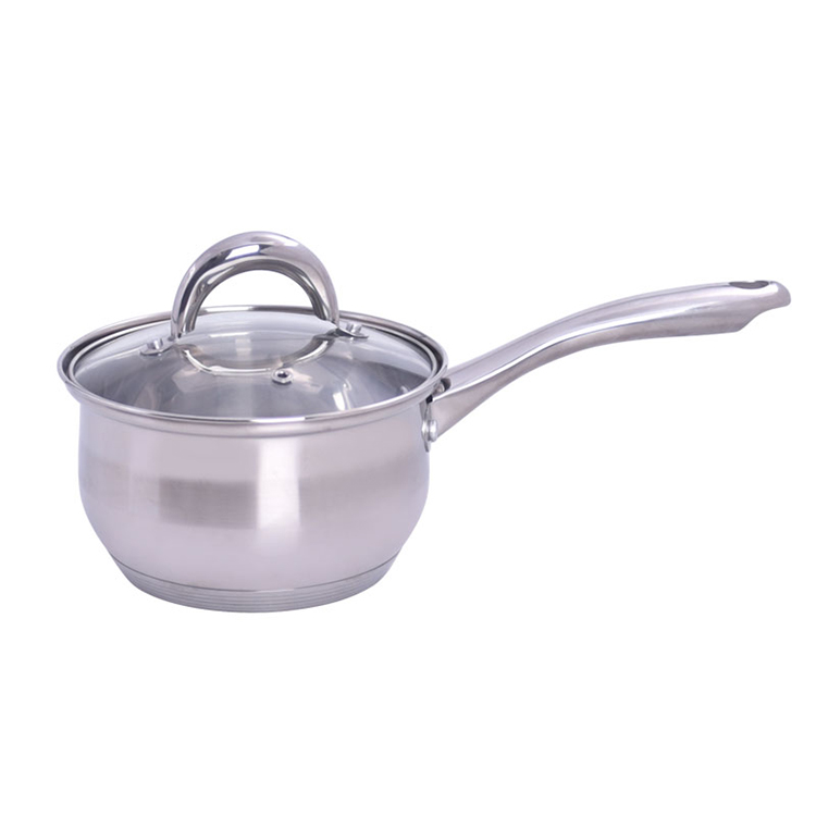 16CM STAINLESS STEEL SAUCEPAN LB-1842A